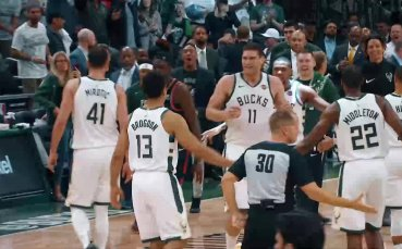Милуоки продължи победната си серия в НБА