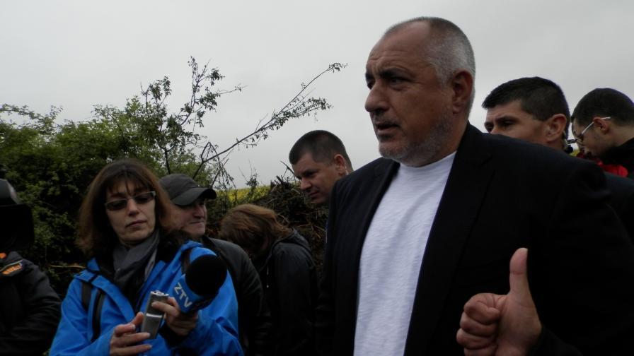 <p>Борисов: Не е работа на властите да се бъркат в съдебната система&nbsp;</p>