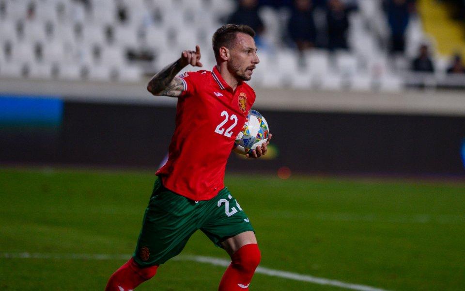 Николай Димитров-Хичо с травма, сезонът за него приключи