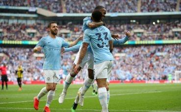 Манчестър Сити посегна към нов трофей