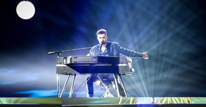 Холандия спечели 64-тото издание на конкурса за песен Евровизия, който