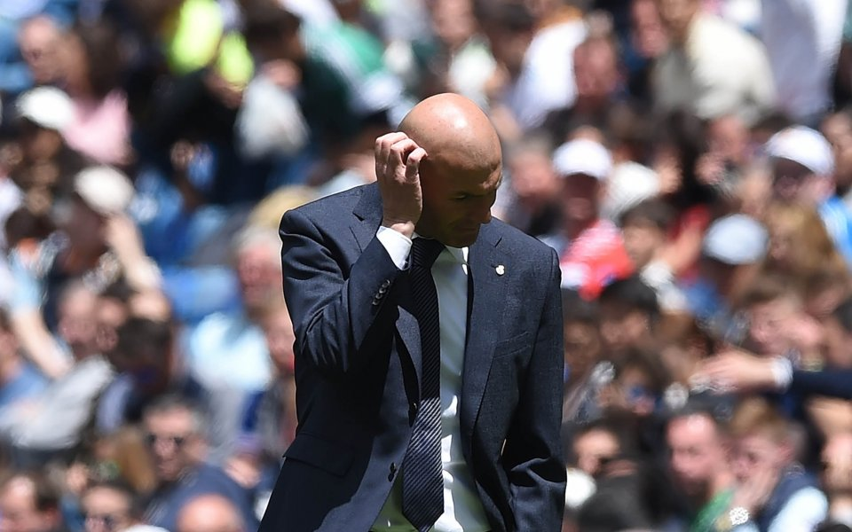 Семейна трагедия сполетя наставника на Реал Мадрид Зинедин Зидан. Легендарният