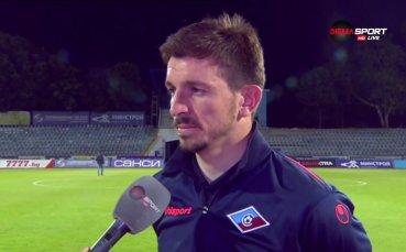 Янко Георгиев: Не бих казал, че съм герой