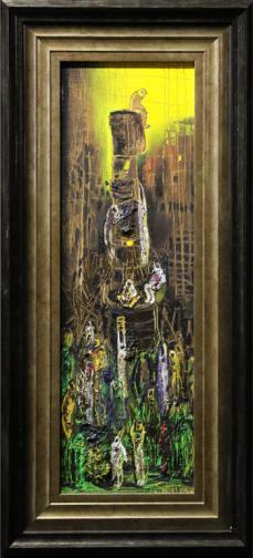 Стилияна Узунова прожектори картини нирвана