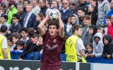 Борусия Дортмунд взима без пари талант на Барселона