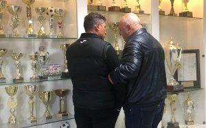 Венци Стефанов с изненадващ вариант за президент на БФС