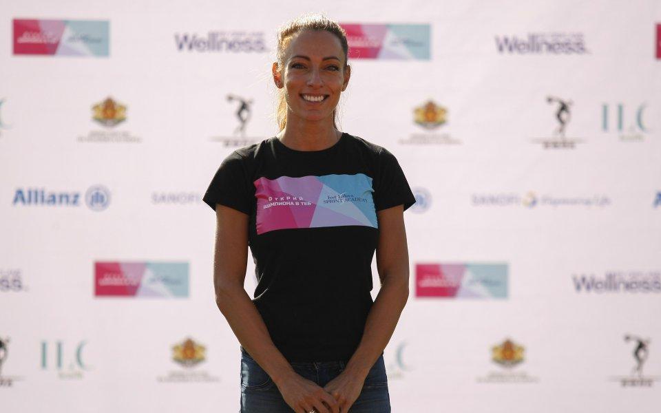 Водещата българска спринтьорка Ивет Лалова-Колио зае четвърто място на 200