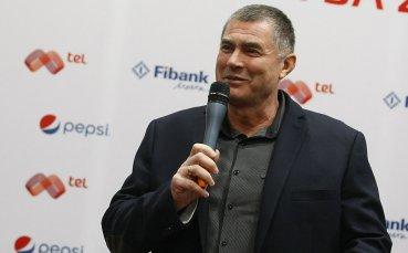 Добри Kарамаринов води отбора на Европа