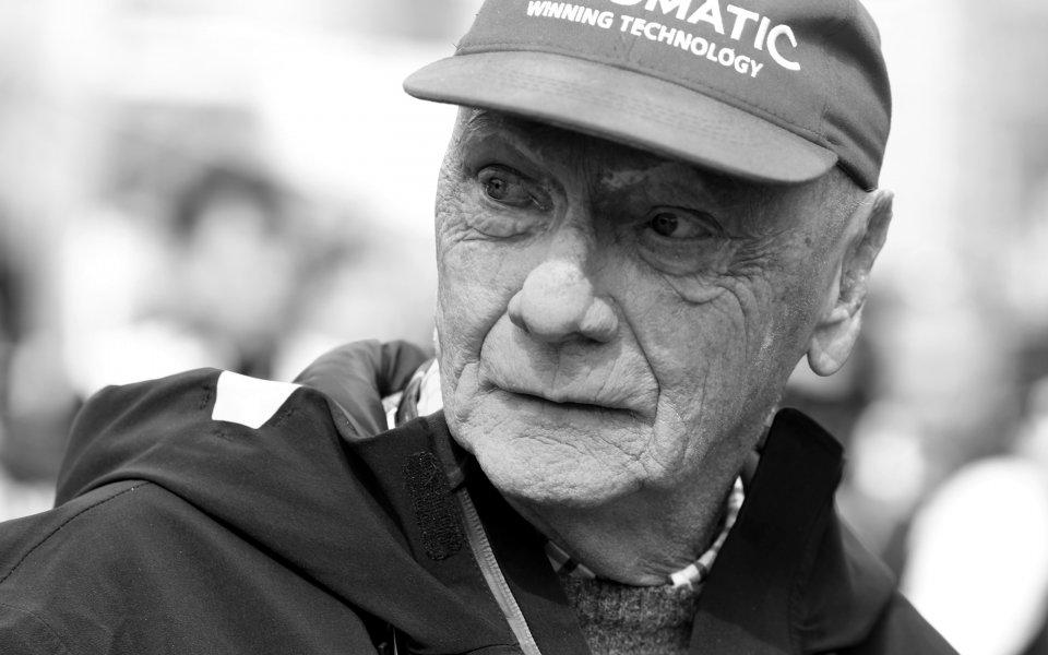 Личният лекар на Ники Лауда – д-р Валтер Клепетко заяви
