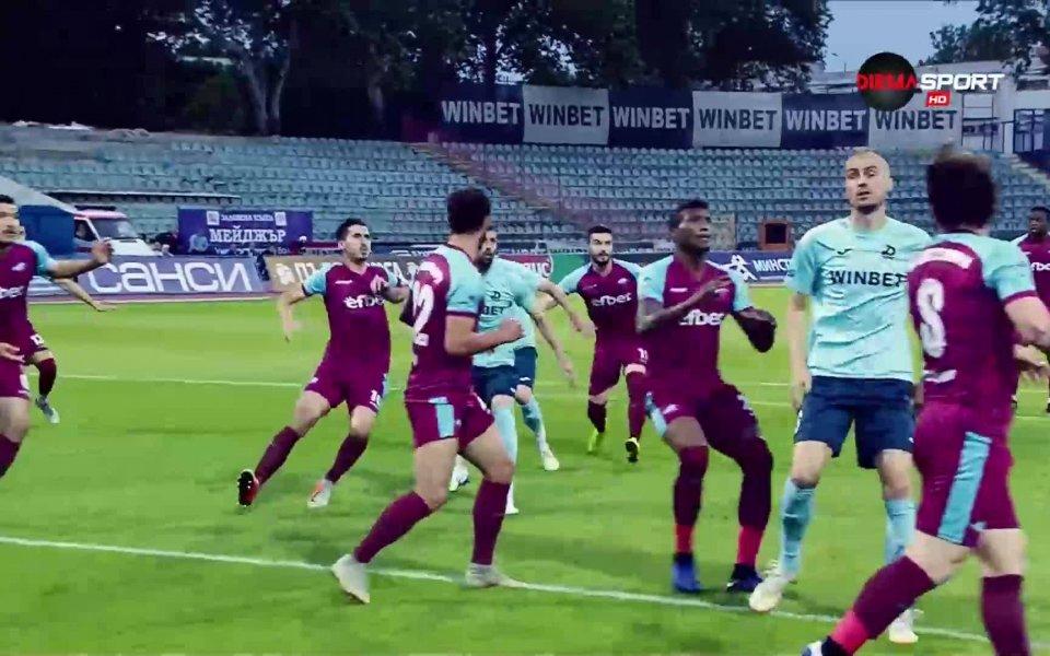 Предпоследният кръг в Първа лига (35) измина неусетно, а рундът