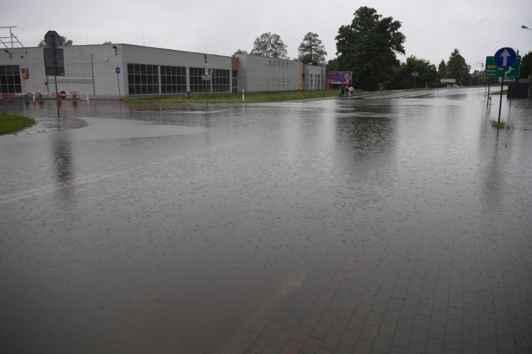 полша наводнения