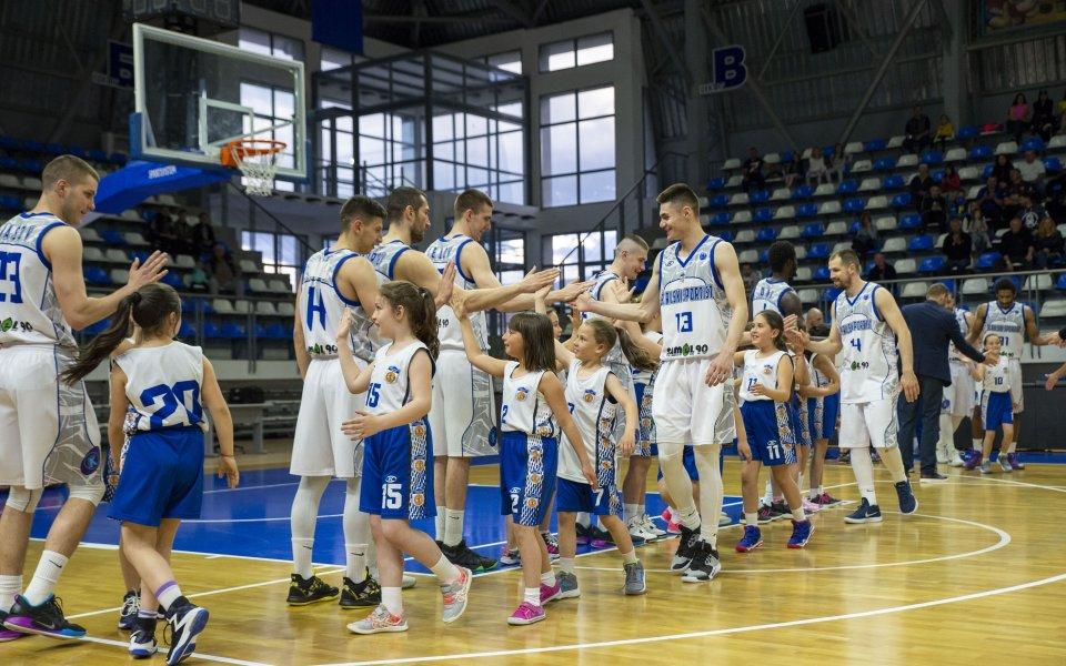 Рилски спортист победи Спартак Плевен със 109:91 (27:30, 21:22, 32:23,