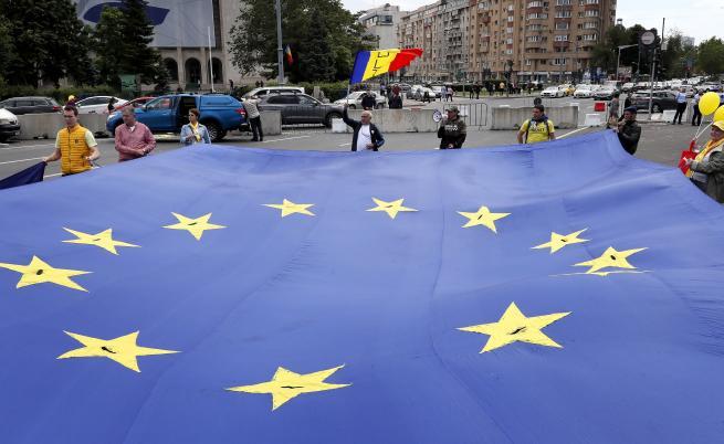Румънци трябваше да кажат парола, за да влязат в града си