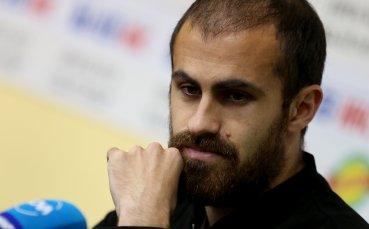 Ас на ЦСКА се завръща към тренировки