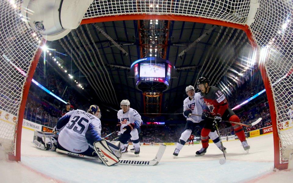 Лас Вегас си осигури място в плейофите в НХЛ