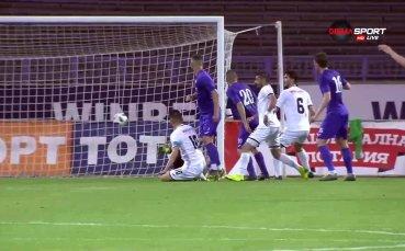 Мисли за Левски се прокрадват в Етър след втория гол
