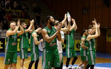 Балкан изравни на Левски Лукойл във финалната серия в баскетбола