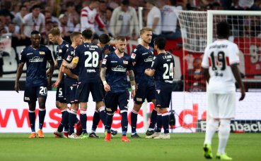 Унион Берлин докосва Бундеслигата след голово реми в Щутгарт