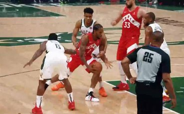 Торонто надви Милуоки и е на победа от финал в НБА /видео/