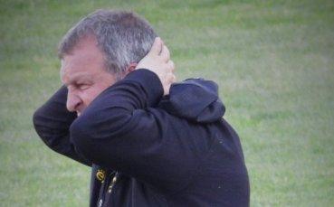 Юри Васев: Ще бъдем фактор във Втора лига