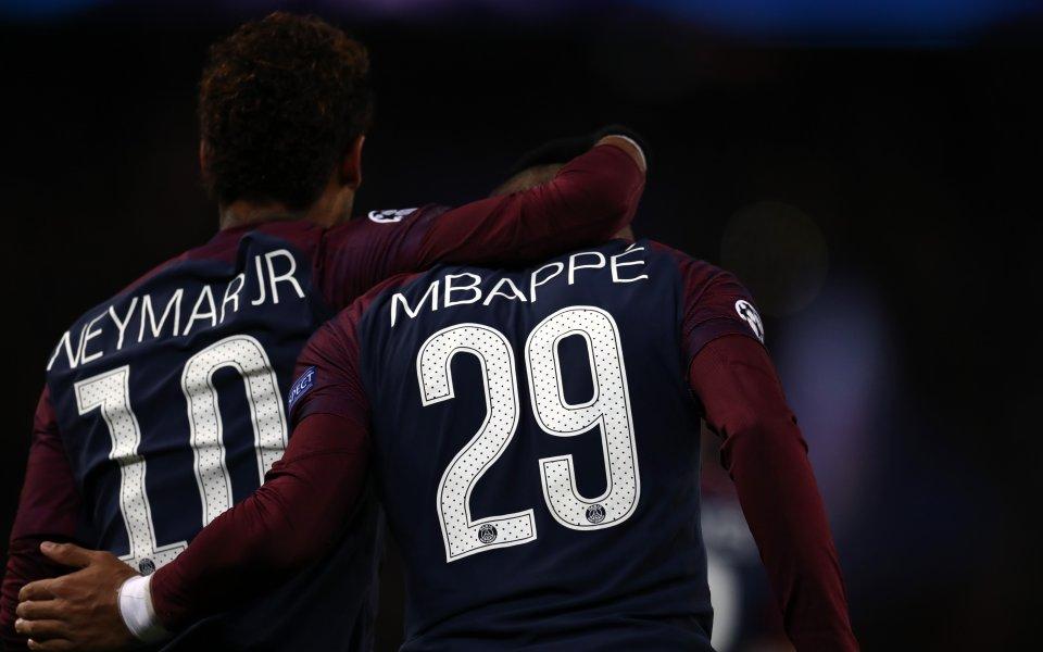 ПСЖ вярва, че Неймар и Мбапе остават в клуба