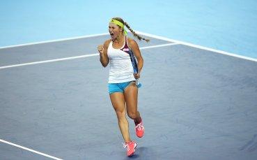 Нюрнберг ще коронова тенисистка с първа WTA титла