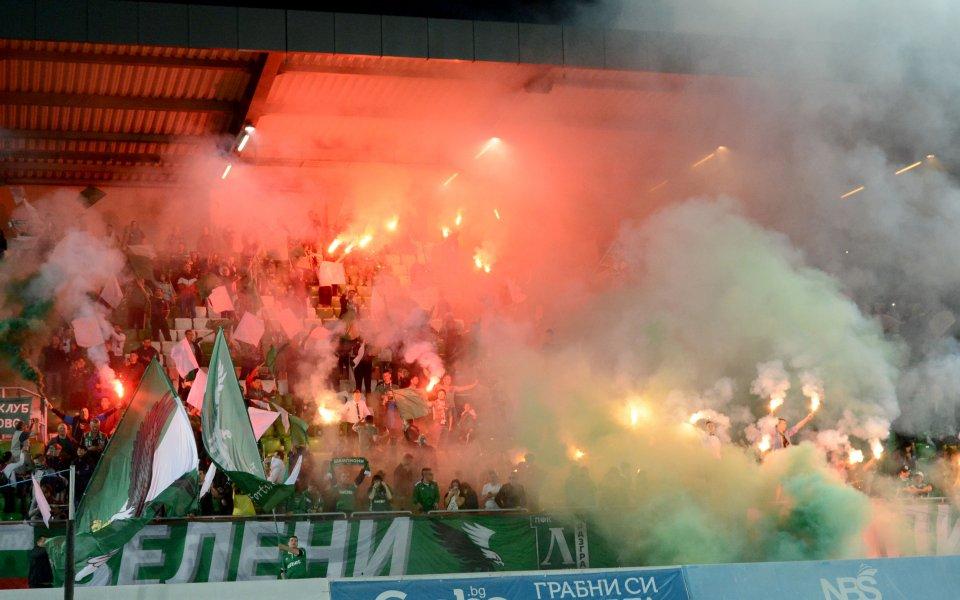 Последният кръг в Първа лига (36) измина неусетно, а също