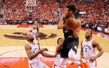 Торонто е шампион на Изтока, следва финал с Уориърс