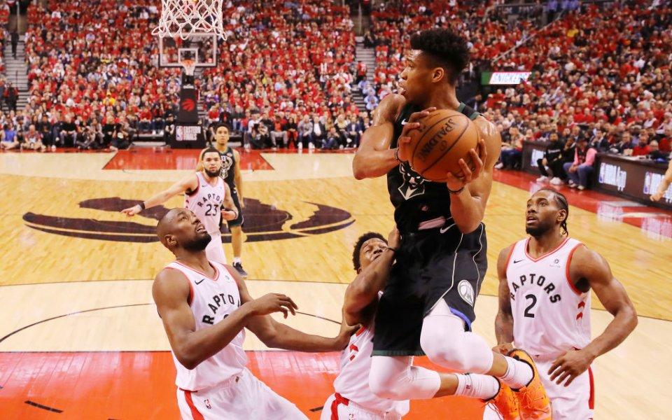 Торонто Раптърс е новият шампион на Източната конференция в НБА.