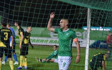 Арестуваха голмайстора Мартин Камбуров в Пловдив