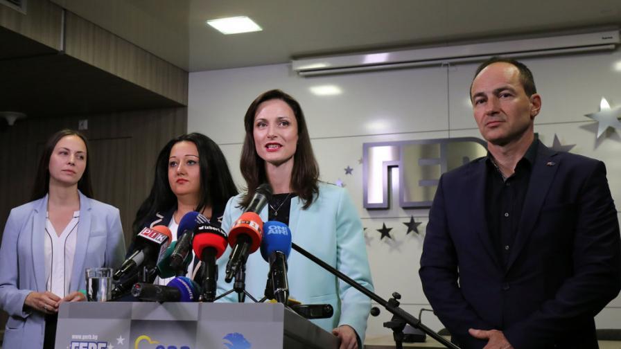 Евроизбори 2019 - нощта на вота