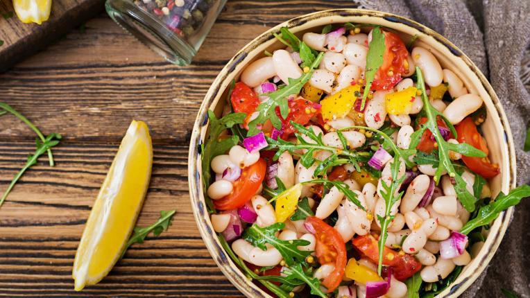 5 протеинови салати, които топят килограмите бързо и без глад
