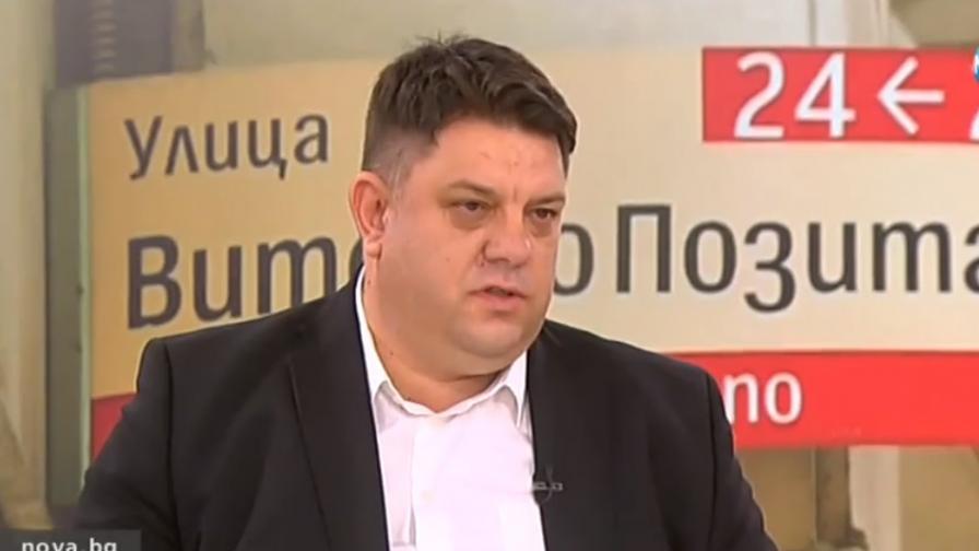 Зафиров: Само БСП вдига резултата си от предишните избори
