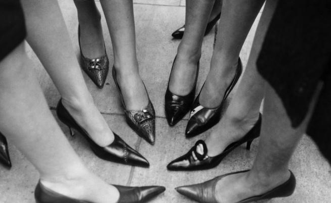 Какви обувки са били модерни в годината ти на раждане