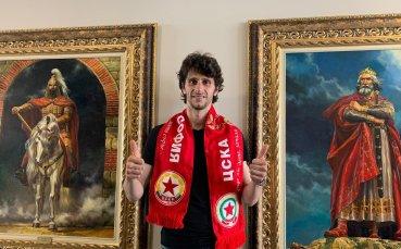 Диего Фабрини обясни защо е напуснал ЦСКА