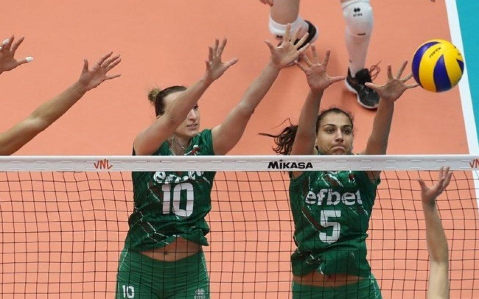 България с пето поражение в Лигата на нациите