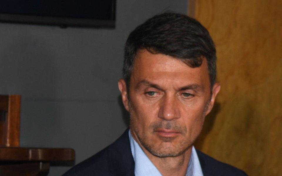 Милан официално назначи Паоло Малдини