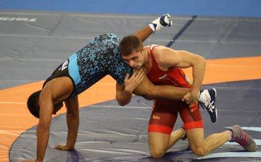 Националите в свободния стил завършиха без медал на Европейското в Рим