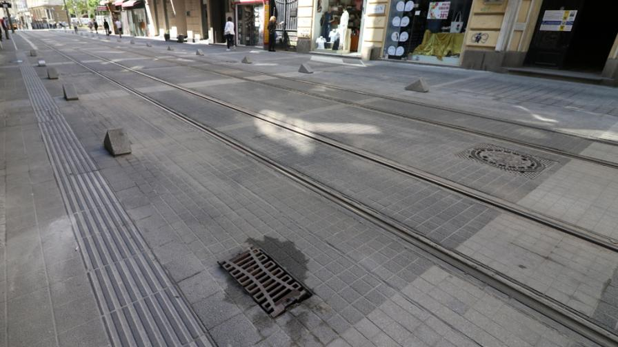 Ремонтите в София приключват преди първия учебен ден