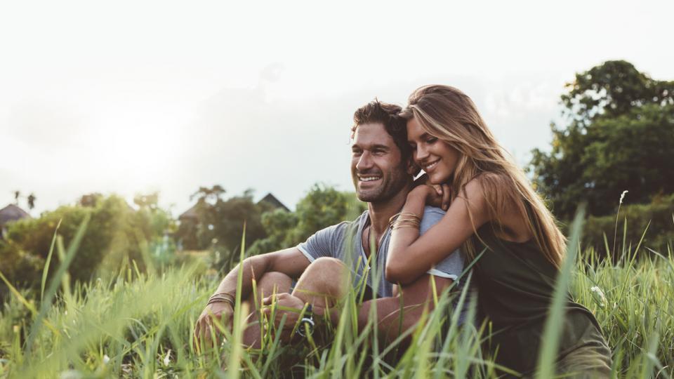 двойка лято любов жена