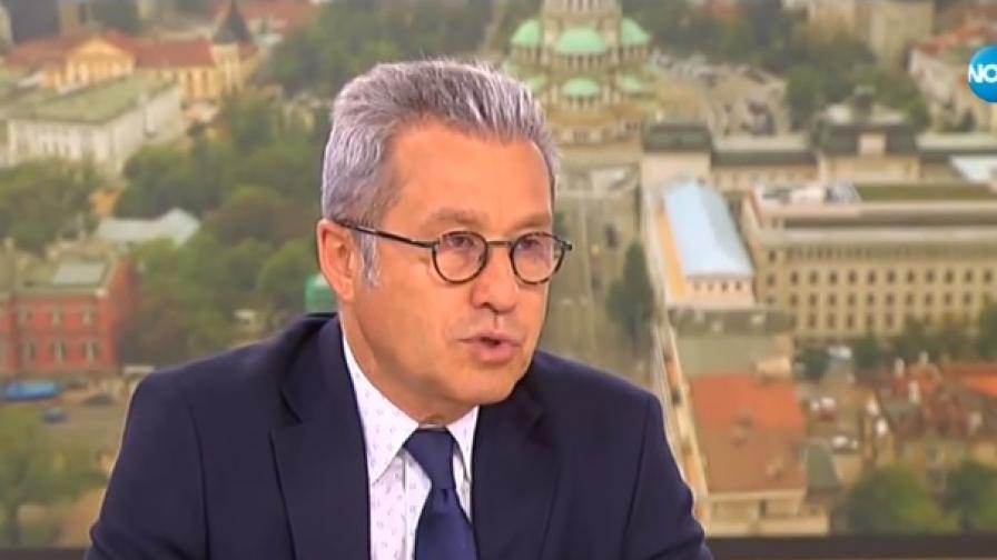 Йордан Цонев, ДПС