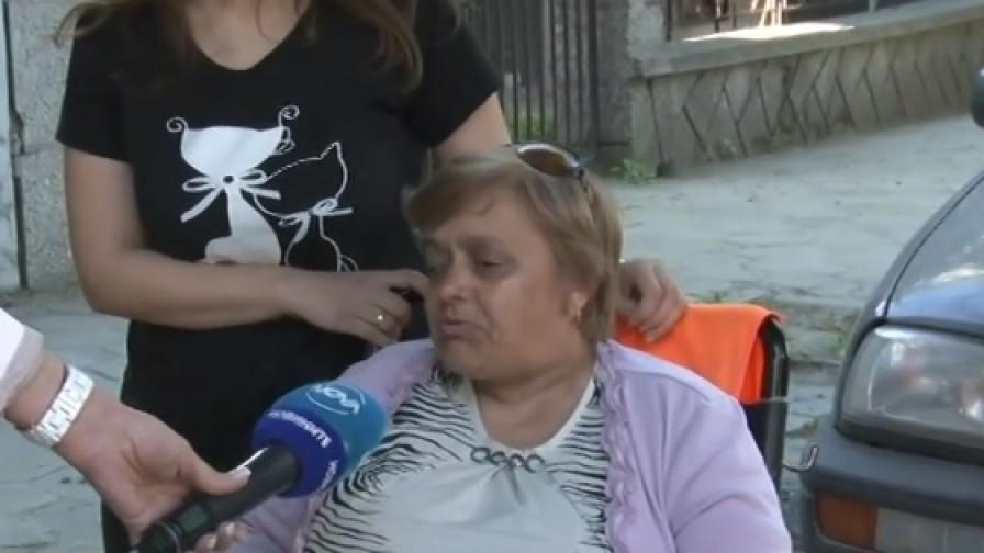 Защо шофьор нападна жена в инвалидна количка