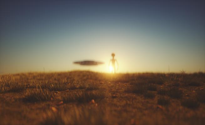 Откриха извънземна органична материя в планина в Южна Африка
