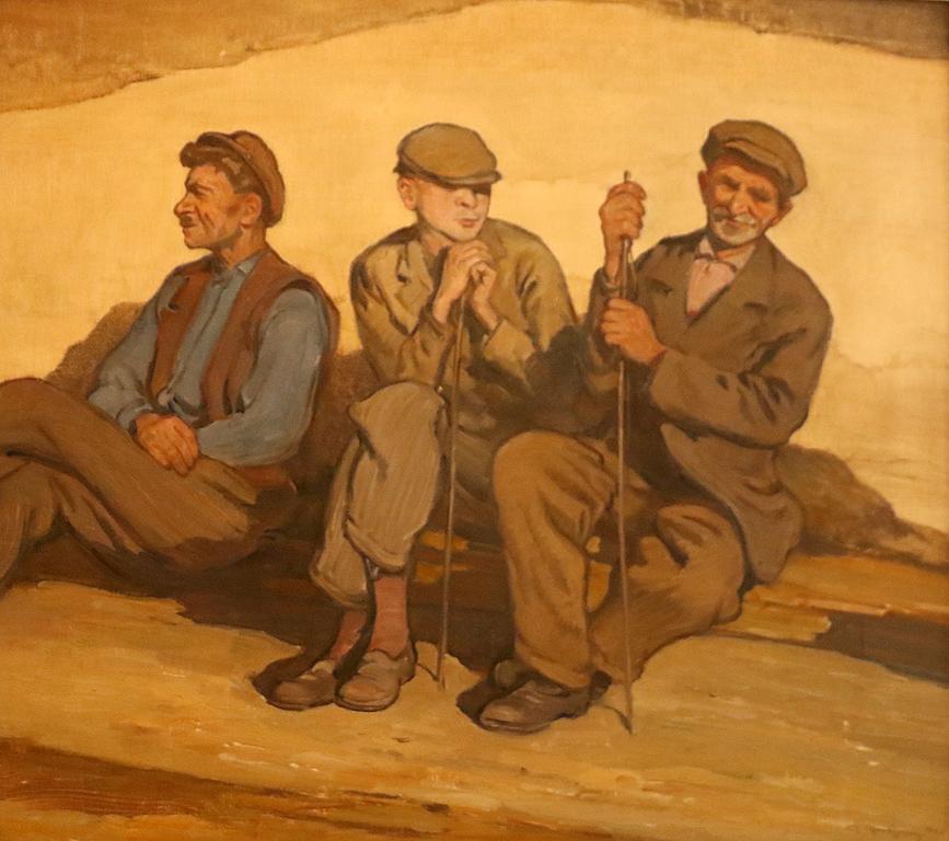 Каруцари 1940