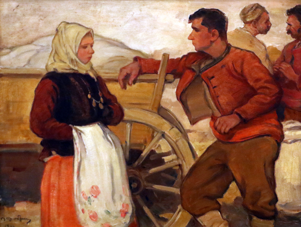Из сливенския пазар 1940