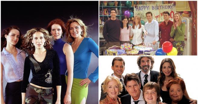 Те са любимите сериали от 90-те и началото на новото