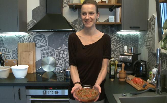 Дария Симеонова: Баща ми ме научи как се прави баница