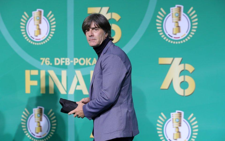 Льов: Ще играем контрола срещу Испания