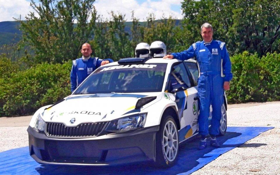 Нов навигатор за рали шампиона на България