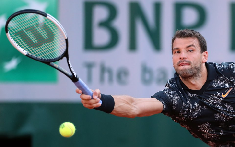Гришо отказа участие на турнира в Хертогенбош